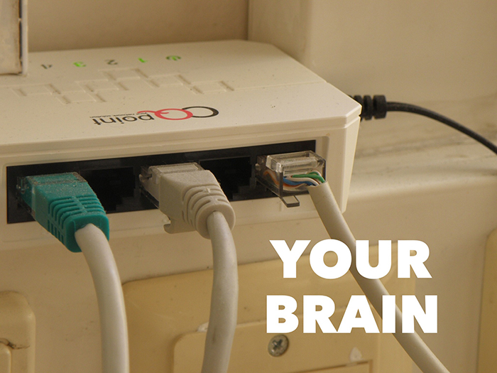 Your Brain Bandwidth is Limited